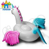 Swim Water Air Inflatable Pegaus Unicorn Pool Toy Floats