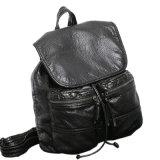 2017 Most Fashion Soft Leather Stylish Leather Backpack