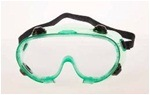 Eye Protection Safety Goggles Dustproof Splash Resistant Ce Standard