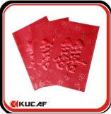 Custom Cheap Red Pocket for Wedding