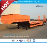 3 Axle Low Bed Trailer or Lowboy Truck Semi Trailer
