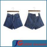 Women Denim Casual Loose Short Pants (JC6086)