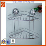 New Arrival Metal Steel Rack Bathroom Accessories for Shampoo and Soap (WKA22005)