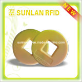 Em4200 RFID Coin Tag with Composite Price (SL3013)