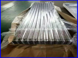 Zinc Coated Corrugated Sheet with Spangle for House Roofing