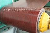 Wooden Grain Pattern (GI, GL) Steel Coil, PPGI, PPGL