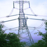 220kv Angular Power Transmission Tower
