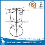 Jewelry Shop Wire Steel Rotatable Display Rack