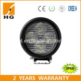 "4.7"" Round 40W Heavy Duty High Powered LED Work Light"
