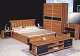 6PCS Durable Wooden Bedroom Wardrobe Set (HH23T)