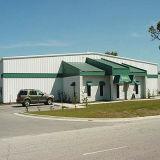 Steel Structure Prefab Metal Workshop Building