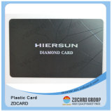 Plastic Transparent Visiting Card/Playing Card with Plastic