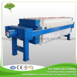 Plate and Frame Sludge Filter Press for Sludge Treatment