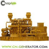 High Efficiency CHP 500kVA Natural Gas Generator