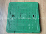 BS EN124 Square SMC Manhole Cover and Frame (B125)
