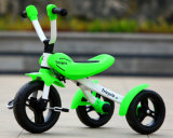Factory Wholesale High Quality Kids Tricycle Baby Stroller Bike with Ce