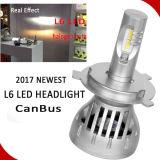 LED Headlight Bulb COB for Car Spot Beam LED Light 60W 6000lm H4 H7 LED Light for All of Car