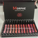 Best Selling Morphe Liquid Lipgloss Set 12colors Matte Lipstick