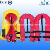 Single Chamber Inflatable Life Jacket
