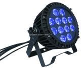 Waterproof Slim 14*10W RGBW PAR Light