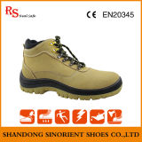 Stylish PU Injection Midsole Rubber Outsole Manager Safety Shoes Sns738