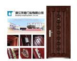Classic Wooden Armored Door for Interior