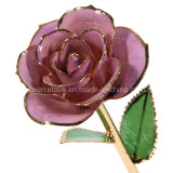 24k Gold Plated Rose (MG007) for Holiday Gifts