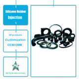 Customized Rubber Products Instrument Equipment Rubber Seals Injection Tool