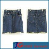 Wholesale Women Short Jean Skirt (JC2051)