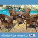 Outdoor Rattan Garden Furniture Set for Balcony