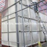Hot Sale! Assembled Sanitary FRP GRP Tank RO Fishing Tank
