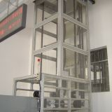 Hydraulic Guide Rail Lift Table, Vertical Elevator (YZRJ)