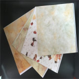 6*300mm Marble Design PVC Ceiling Panel for Interior Decoration