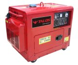 4 kVA Portable Silent Diesel Generator Set (DG5500ES)
