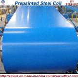 Building Material PPGI Color Coated Prepainted Galvanized Steel Coil