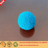 Cleaning Titanium Tube Rubber Ball