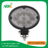 27W LED Work off Road Driving Light for ATV SUV Truck Excavator Forklift Flood Beam Light Spot Beam Light