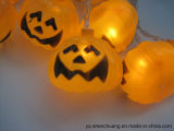 Solar Pumpkin Lantern for Garden Decoration Scsl-M21-Dl10L