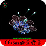 Outdoor Colorful LED Flower Light