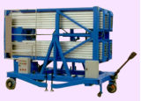 CE Certification Mobile Telescoping Hydraulic Lift Platform (SJYL)