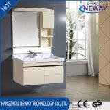 New Modern Luxury Wall Mounted PVC Bathroom Cabinet