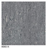(600X600mm/800X800mm) Foshan Light Gray Double Loading Porcelain Floor Tile