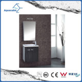 Cheap Single Wall-Mounted Lowes Bathroom Vanity Cabinets (AME1112)