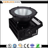Meanwell 300W IP65 3 Years Warranty Project Waterproof LED Floodlight for Square