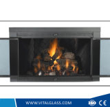 4-6mm Clear Ceramic Glass for Fireplace
