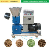 Small Animal Feed Flat Die Pellet Mill Making Machine (WSB)