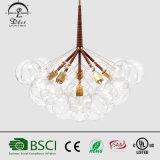 Italian Decorative Glass Ball Pendant Lamp for Lighting