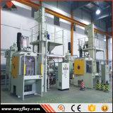 Mayflay China Shot Peening Machine Price Exporter, Model: Mrt4-80L2-4