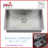 Single Bowl Handmade Kitchen Basin (HMSS3017)