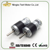 36mm 12V 24V Small Electric Motors with Gearbox